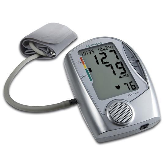 Medisana MTV - Апарат за измерване на кръвно налягане..