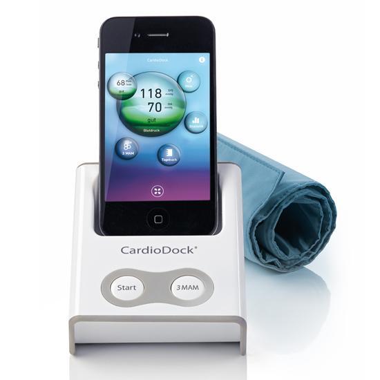 Medisana CardioDock® - Апарат за измерване на кръвно..